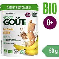 Good Gout BIO Banánové polštářky (50 g)