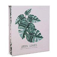 GOLD BABY Fotoalbum XL s obalem Zelené listy 2 - Fotoalbum