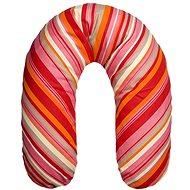 WOMAR univerzální kojící polštář červený - Kojicí polštář