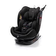 BabyAuto Biro DFIX 0123 0-36kg 360°, Black - Autosedačka