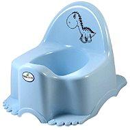 TEGA BABY ECO dinosaurus, modrá - Nočník