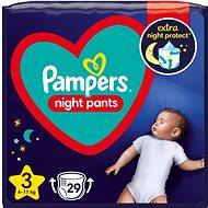 PAMPERS Night Pants vel. 3 (29 ks)