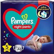 PAMPERS Night Pants vel. 5 (22 ks)