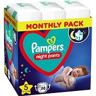 PAMPERS Night Pants vel. 5 (4× 22 ks)