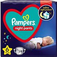PAMPERS Night Pants vel. 6 (19 ks)