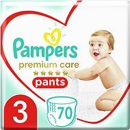 PAMPERS Premium Care Pants vel. 3 (70 ks) - Plenkové kalhotky