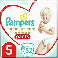 PAMPERS Premium Care Pants vel. 5 (52 ks)