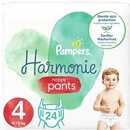 PAMPERS Pants Harmonie vel. 4 (24 ks)