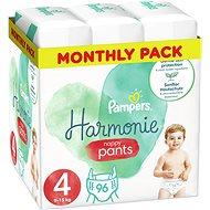 PAMPERS Pants Harmonie vel. 4 (4× 24 ks)