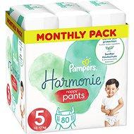 PAMPERS Pants Harmonie vel. 5 (4× 20 ks)
