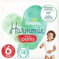 PAMPERS Pants Harmonie vel. 6 (18 ks)