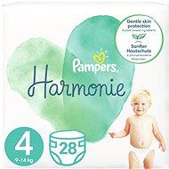 PAMPERS Harmonie vel. 4 (28 ks)