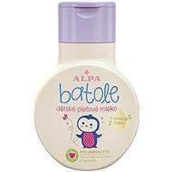 ALPA Batole dětské pleťové mléko s olivovým olejem 200 ml - Dětské tělové mléko