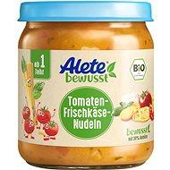 ALETE BIO zelenina srajčaty, těstovinami a sýrem 250 g - Příkrm