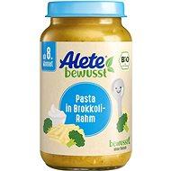 ALETE BIO těstoviny sbrokolicí, mrkví a smetanou 220 g - Příkrm