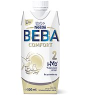 BEBA COMFORT 2 HM-O, 500 ml - Tekuté kojenecké mléko