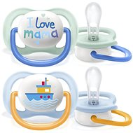 Philips AVENT Ultra air Text 0–6m chlapec, 2 ks
