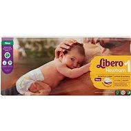 Libero Newborn 1 Jumbo (78 ks) 2 – 5kg - Dětské pleny