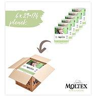 Moltex Pure & Nature Maxi vel. 4 (6× 29 ks) - Eko pleny