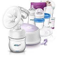 Philips AVENT Natural + velká sada pro kojení - Odsávačka mléka