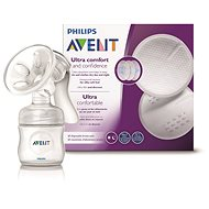 Philips AVENT Natural se zásobníkem 125 ml + vložky 60ks - Odsávačka mléka