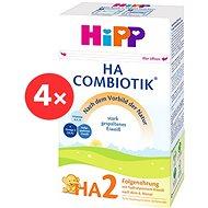 HiPP HA 2 Combiotik - 4× 500 g - Kojenecké mléko
