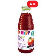 HiPP BIO Štáva z červených plodů ovoce - 6× 500 ml - Nápoj