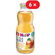 HiPP BIO Nápoj s jablečnou šťávou a fenyklovým čajem - 6× 500 ml - Nápoj