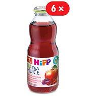 HiPP BIO Nápoj s ovocnou šťávou a šípkovým čajem - 6× 500 ml - Nápoj