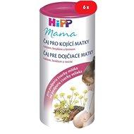 HiPP Mama Čaj pro kojící matky - 6× 200 g - Kojící čaj