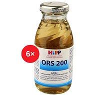 HiPP ORS 200 Jablko - 6× 200 ml - Nápoj