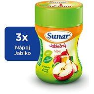 Sunárek instantní nápoj jablko - 3× 200 g - Nápoj