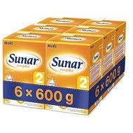 Sunar Complex 2 - 6× 600 g - Kojenecké mléko