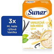 Sunbreaker vanilla jelly - 3 × 225 g - Milk pudding