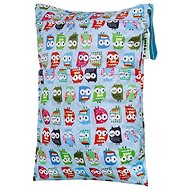 T-tomi Waterproof bag - blue owl - Children's kit