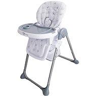Gmini Simply, BEARS, šedá - Jídelní židlička