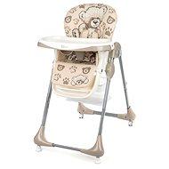 Gmini Melisa, Medvídek, béžová - Jídelní židlička