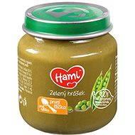 Hami Příkrm zelený hrášek 125 g - Dětský příkrm