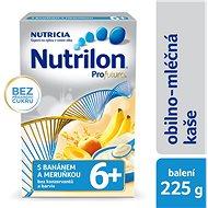 Nutrilon Profutura mléčná kaše s banánem a meruňkou 225 g, 6+ - Mléčná kaše