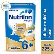 Nutrilon Pronutra mléčná kaše piškotová 225 g, 6+ - Mléčná kaše