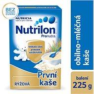 Nutrilon Pronutra první mléčná kaše rýžová 225 g - Mléčná kaše