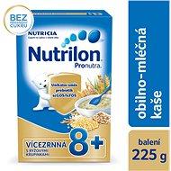 Nutrilon Pronutra mléčná kaše vícezrnná s rýžovými křupinkami 225 g - Mléčná kaše