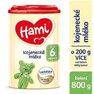 Hami 6+ pokračovací kojenecké mléko 800 g - Kojenecké mléko