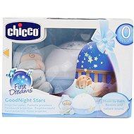 Chicco Projektor GoodNight Stars - modrý - Noční světlo