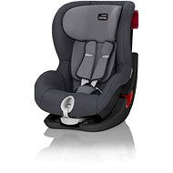 Britax Römer King II Black - Storm Grey, 2017 - Car Seat