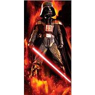Jerry Fabrics Osuška Star Wars Darth Vader - Dětská osuška