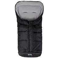 Altabebe Winter Footmuff Easy Lux Black-Grey - Footmuff