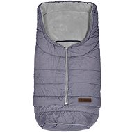 Petite & Mars Fusak extendable Sven 2in1 Dark Grey - Footmuff
