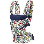 Ergobaby Adapt Nosítko Keith Haring - Pop - Nosítko