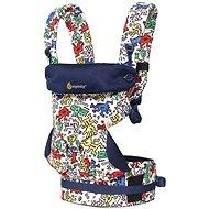 Ergobaby Nosítko 360 Keith Haring - Pop - Nosítko